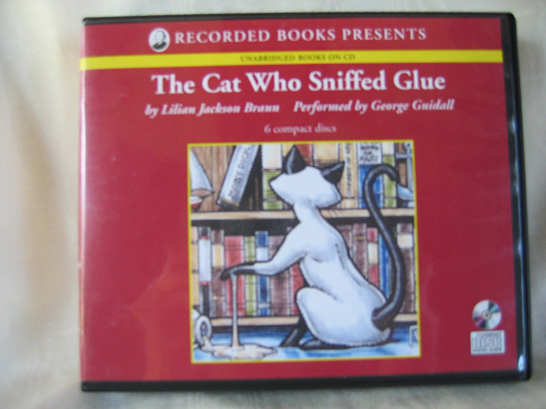 Download The Cat Who Sniffed Glue PDF