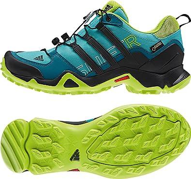 buy popular 8ef3f 14ccf adidas Performance Terrex Swift R GTX Q21882 scarpe da trekking e  passeggiata da donna - menta, tomaia  sintetica, 371 3  Amazon.it  Scarpe e  borse