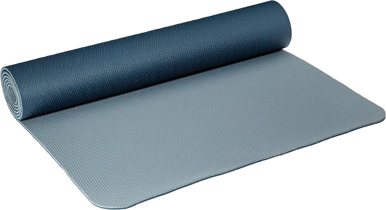 Amazon.com: prAna E.C.O. Esterilla de yoga., Azul, talla ...