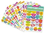 Student Planner Stickers (Set of 575 Stickers)