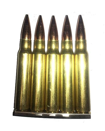 Amazon com : J&M Specialties 8mm Mauser Dummy Rounds in K98