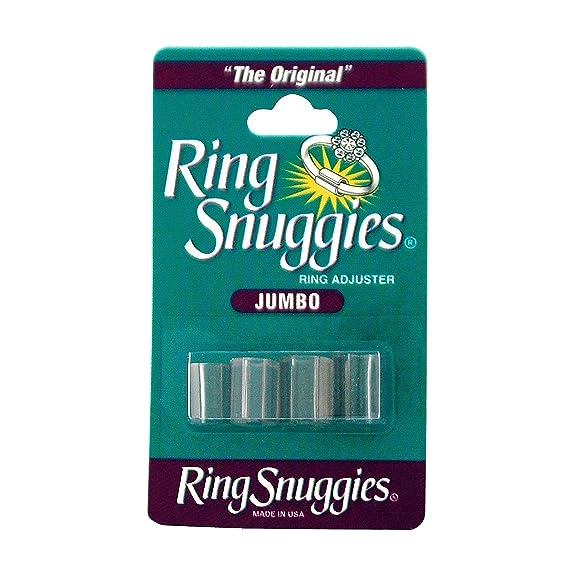 Ring Snuggies Pack of 4 Jumbo Assorted Sizes Amazon
