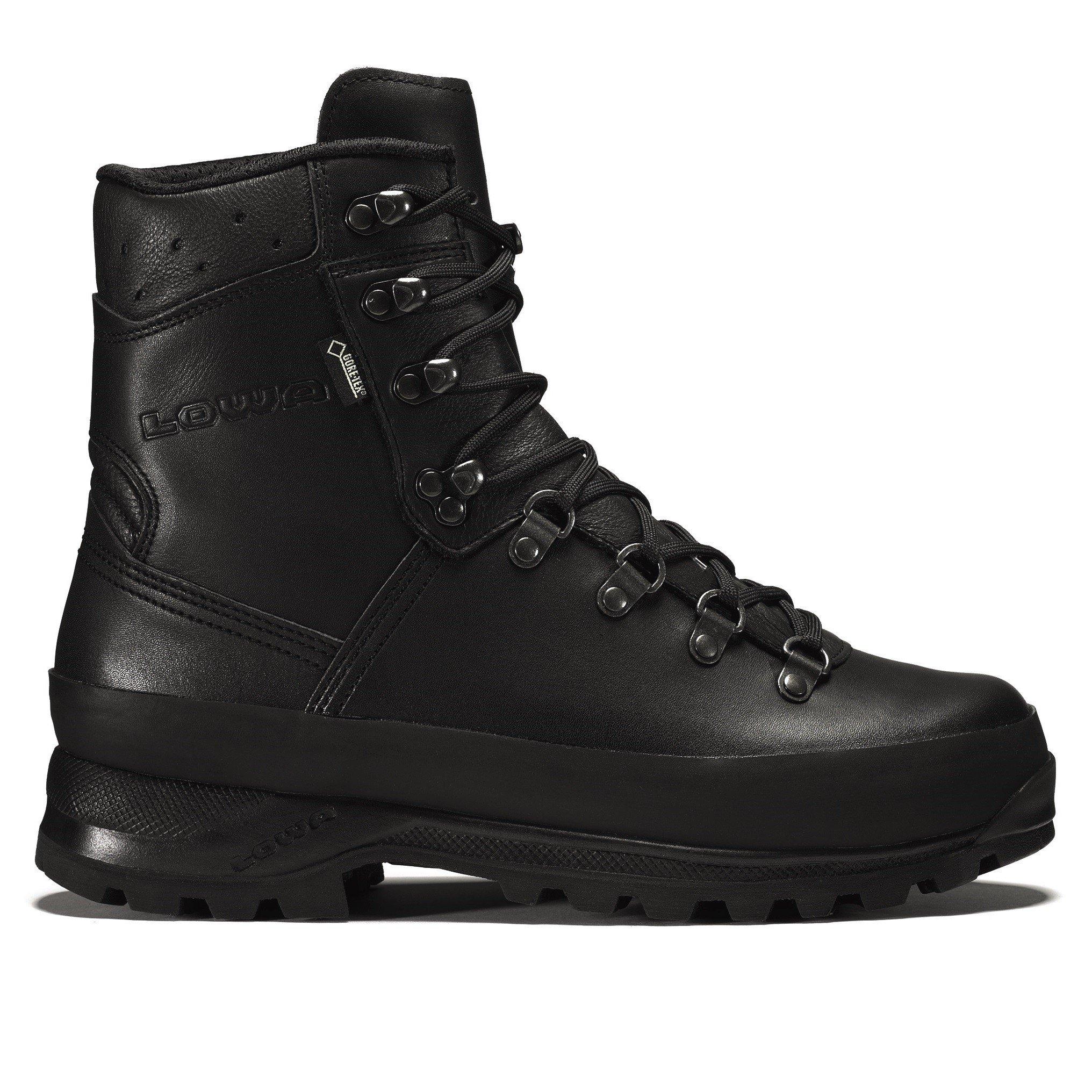 Lowa Mountain Boots GTX Black