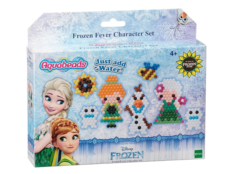 Amazon.es: Aqua Beads - Set de Perlas de Agua, Tema Frozen, (30068): Juguetes y juegos