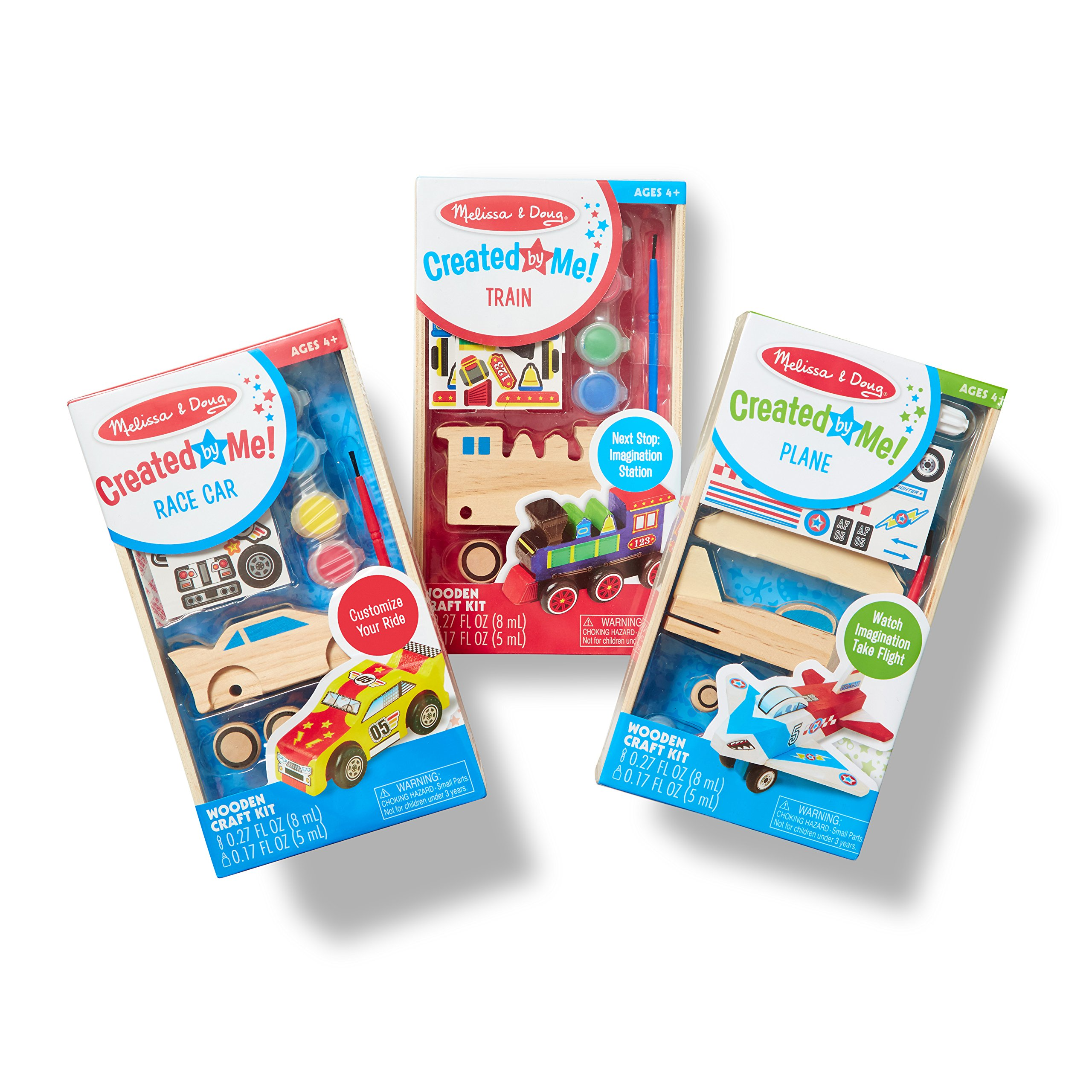 Best rated in kids 39 wood craft kits helpful customer for Best craft kits for kids