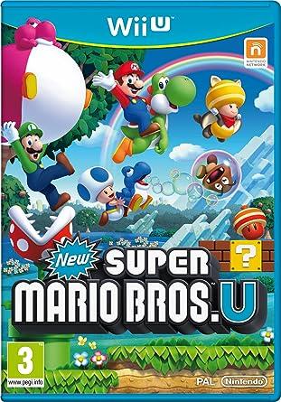 New Super Mario Bros. U [Importación francesa]: Amazon.es: Videojuegos