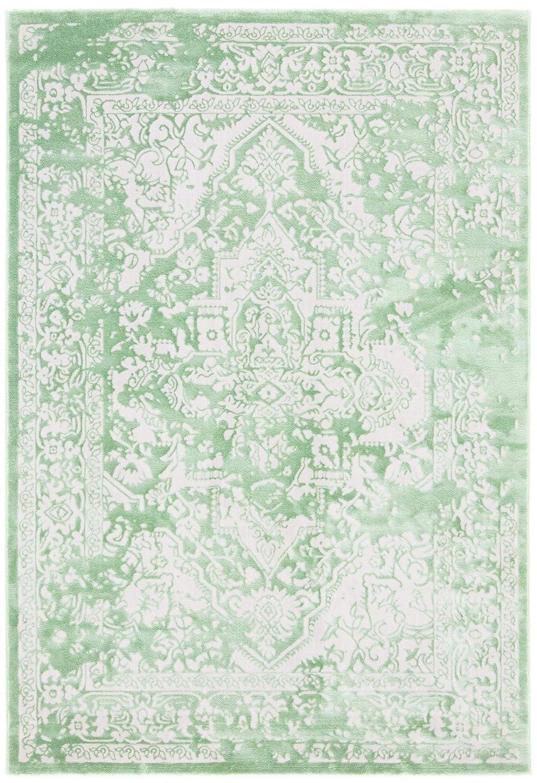CarpetFine  Vintage Select Teppich 160x230 cm Grün - Vintage