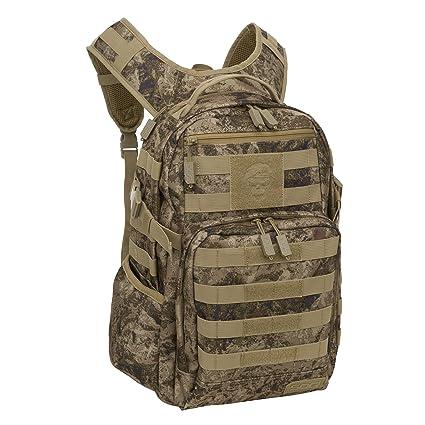 Amazon.com  SOG Ninja Tactical Daypack Backpack Desert Camo Molle ... c359aabd137