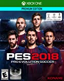 Pro Evolution Soccer 2018 - XBox One - Standard Edition