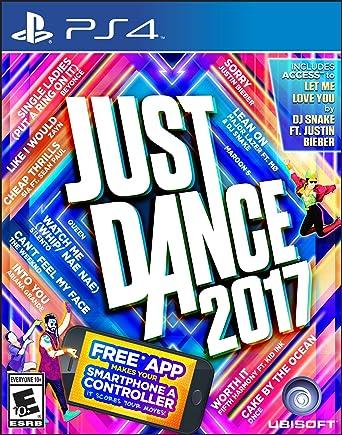 Ubisoft Just Dance 2017 PS4 Básico PlayStation 4 Inglés vídeo - Juego (PlayStation 4, Danza, E10 + (Everyone 10 +)): Amazon.es: Videojuegos