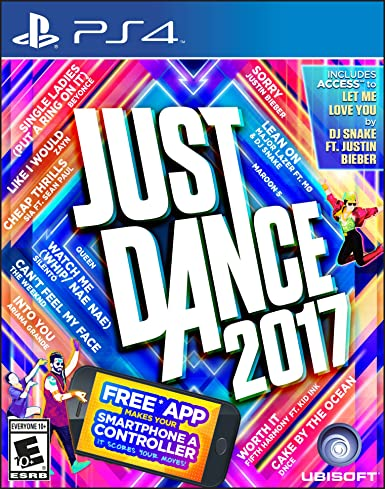 Ubisoft Just Dance 2017 PS4 Básico PlayStation 4 Inglés vídeo ...