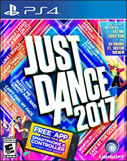 Ubisoft Just Dance 2017 PS4 - Juego (PlayStation 4, Danza, Ubisoft, E10 + (Todos 10 +), English, Básico)