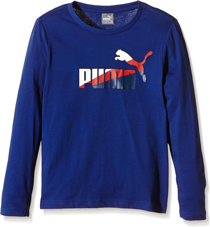 Maglietta a Maniche Lunghe Bambino Fun TD Puma