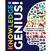 Knowledge Genius!: A Quiz Encyclopedia to Boost Your Brain
