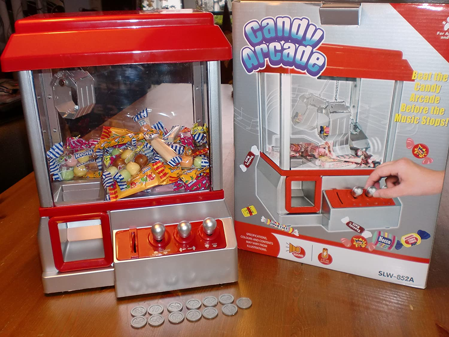 Candy Grabber tradizionale Arcade macchina The Discovery Store