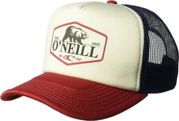 ONeill Hombres SU8196011 Gorra de béisbol - Rojo - Talla única ...