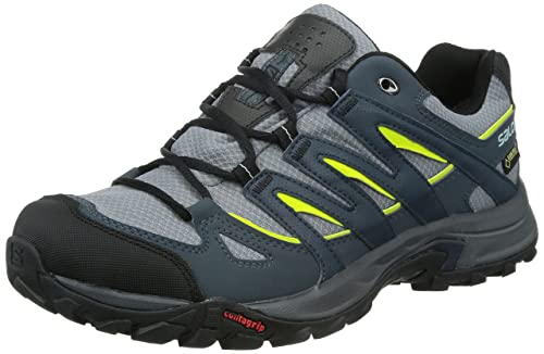 Salomon Eskape GORE-TEX Agua Proof Trail Zapatilla De Trekking - SS15 - 44: Amazon.es: Zapatos y complementos