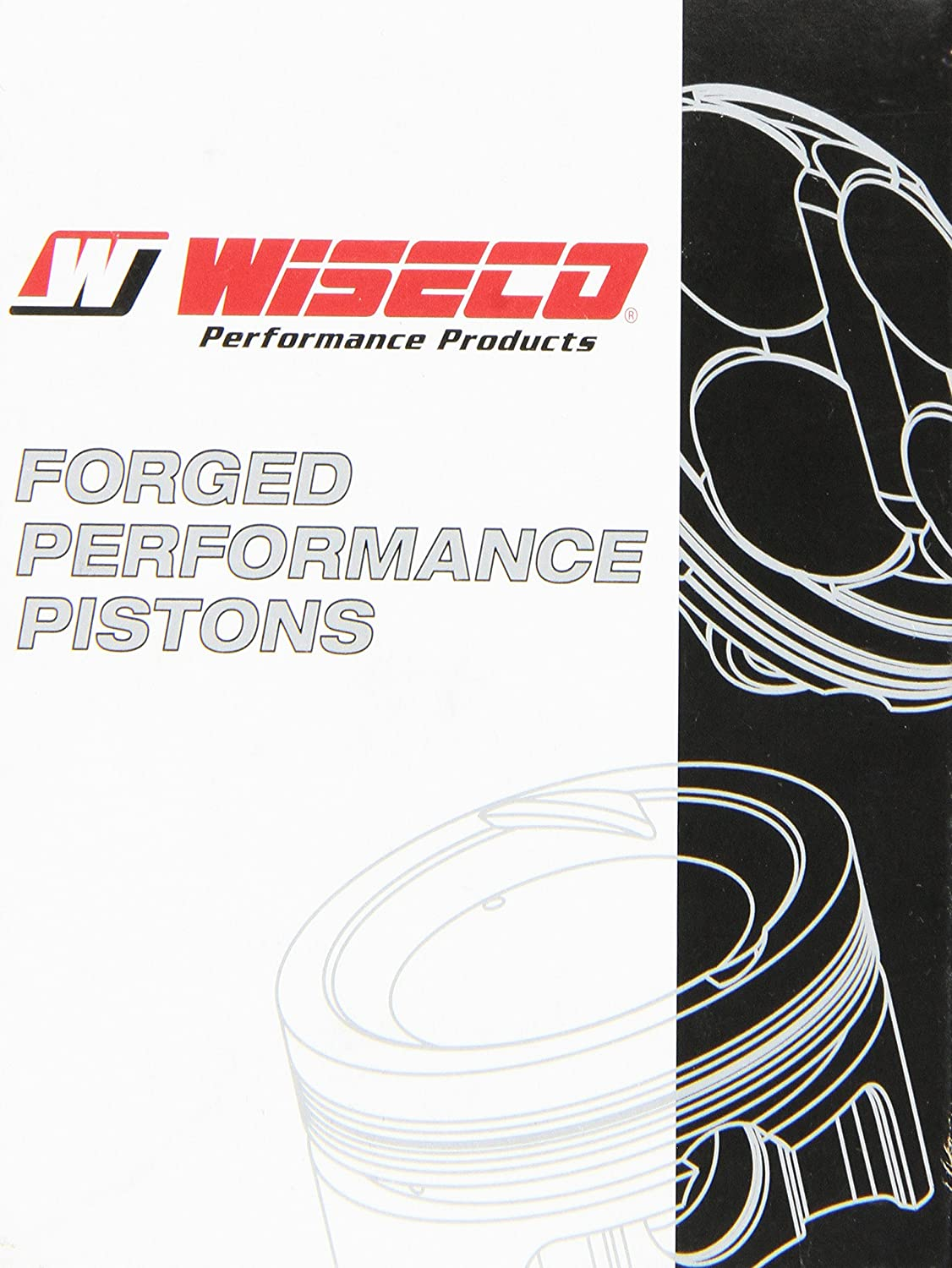 Wiseco 526M06700 Top End Kit