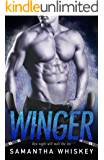 Winger (Seattle Sharks Book 3)