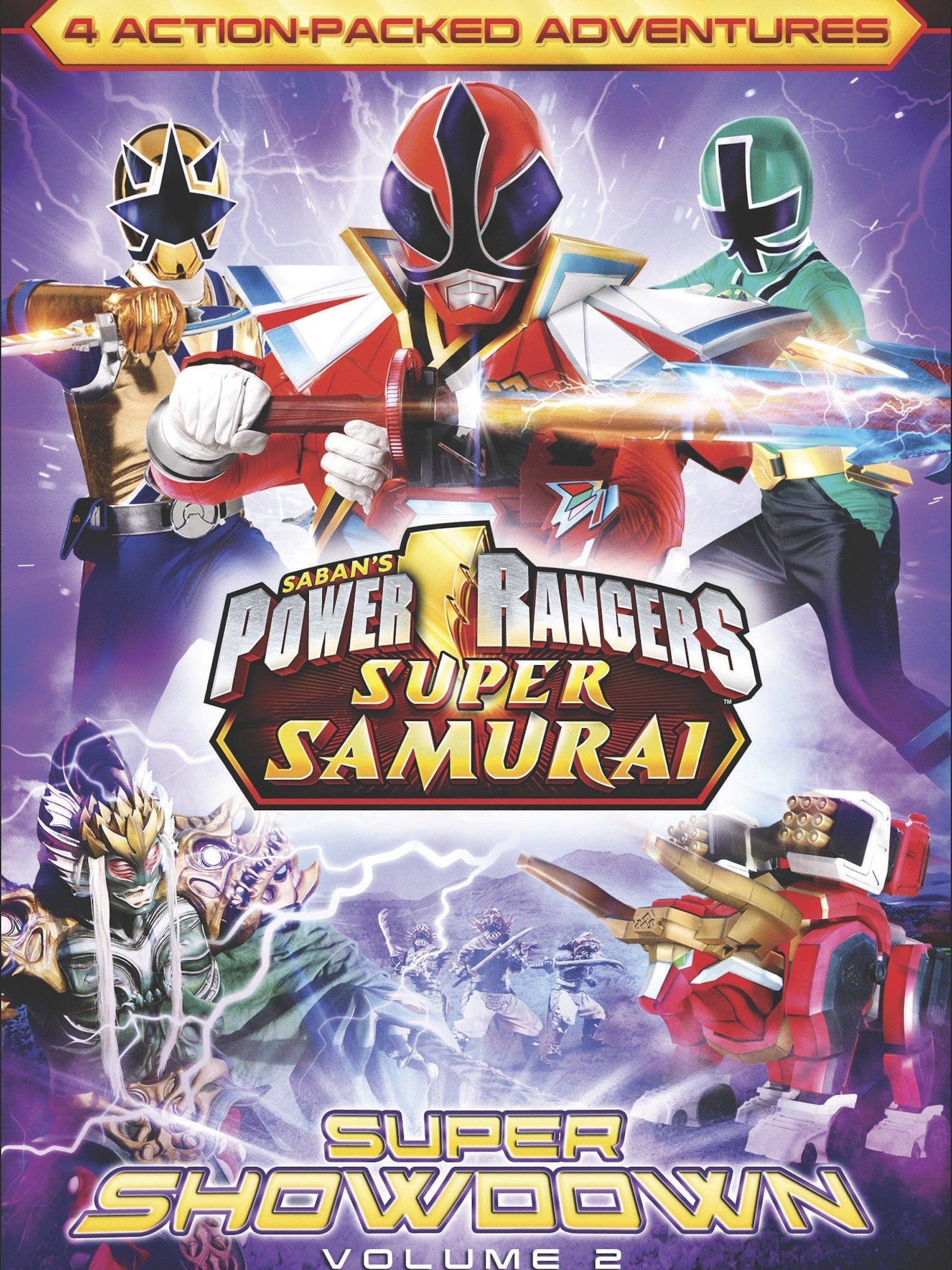 Amazon.com: Power Rangers Super Samurai: Super Showdown (vol. 2): ?Alex Heartman, Erika Fong, Hector David Jr., Najee De-Tiege: Amazon Digital Services LLC