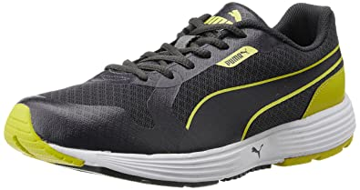 Puma Men s Future Runner DP Periscope and Sulphur Spring Mesh Running Shoes  - 10UK India e85d93f92005