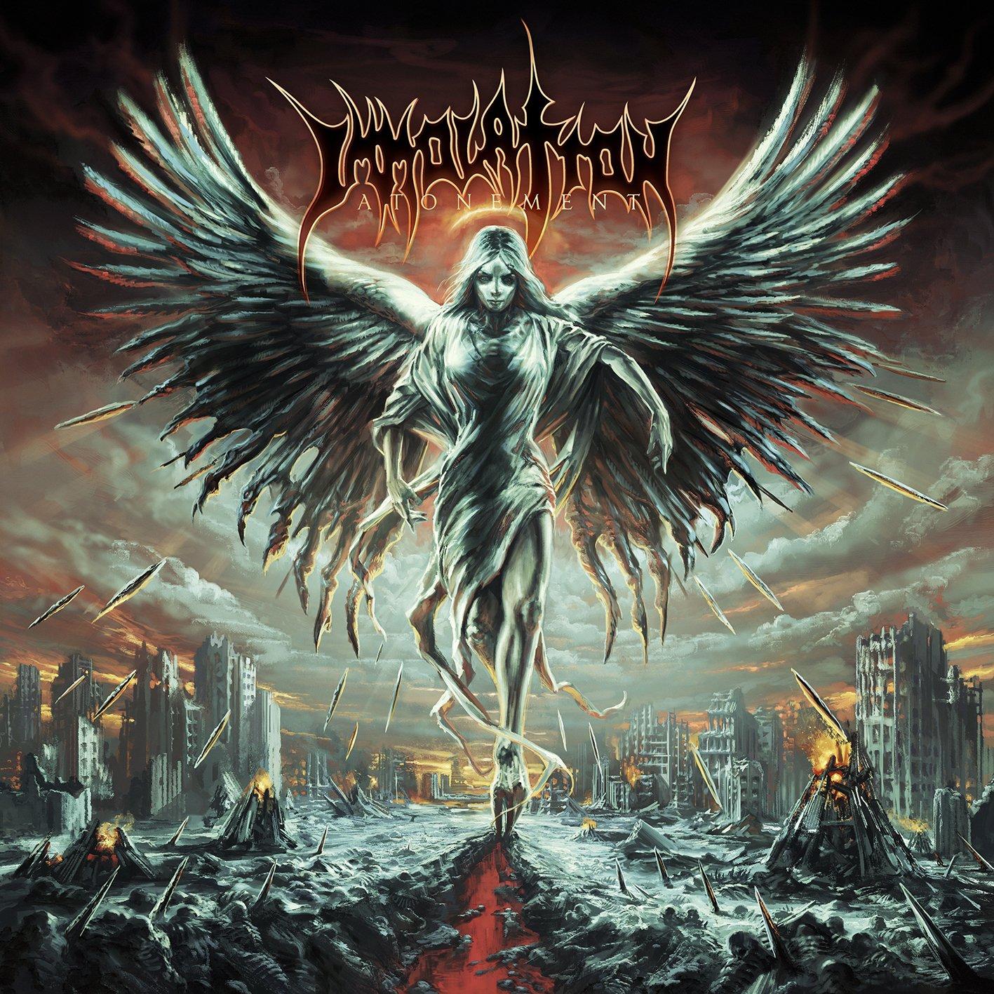 CD : Immolation - Atonement (CD)