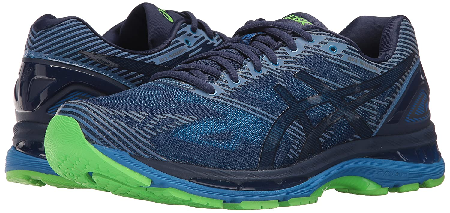 check out 10fa9 5c7cd ASICS Mens Gel-Nimbus 19 LITE-Show Running Shoe