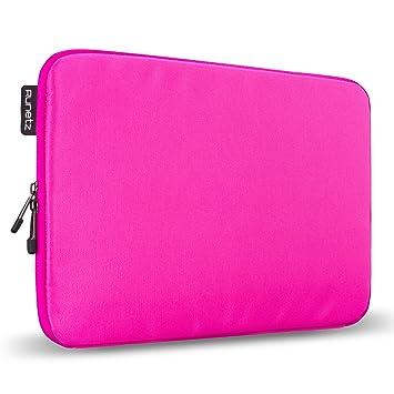 Suave Funda Blanda para MacBook 11 12 13 15 Pulgadas Retina Pro, Aire para Ordenador portátil 13,3 15,4: Amazon.es: Electrónica
