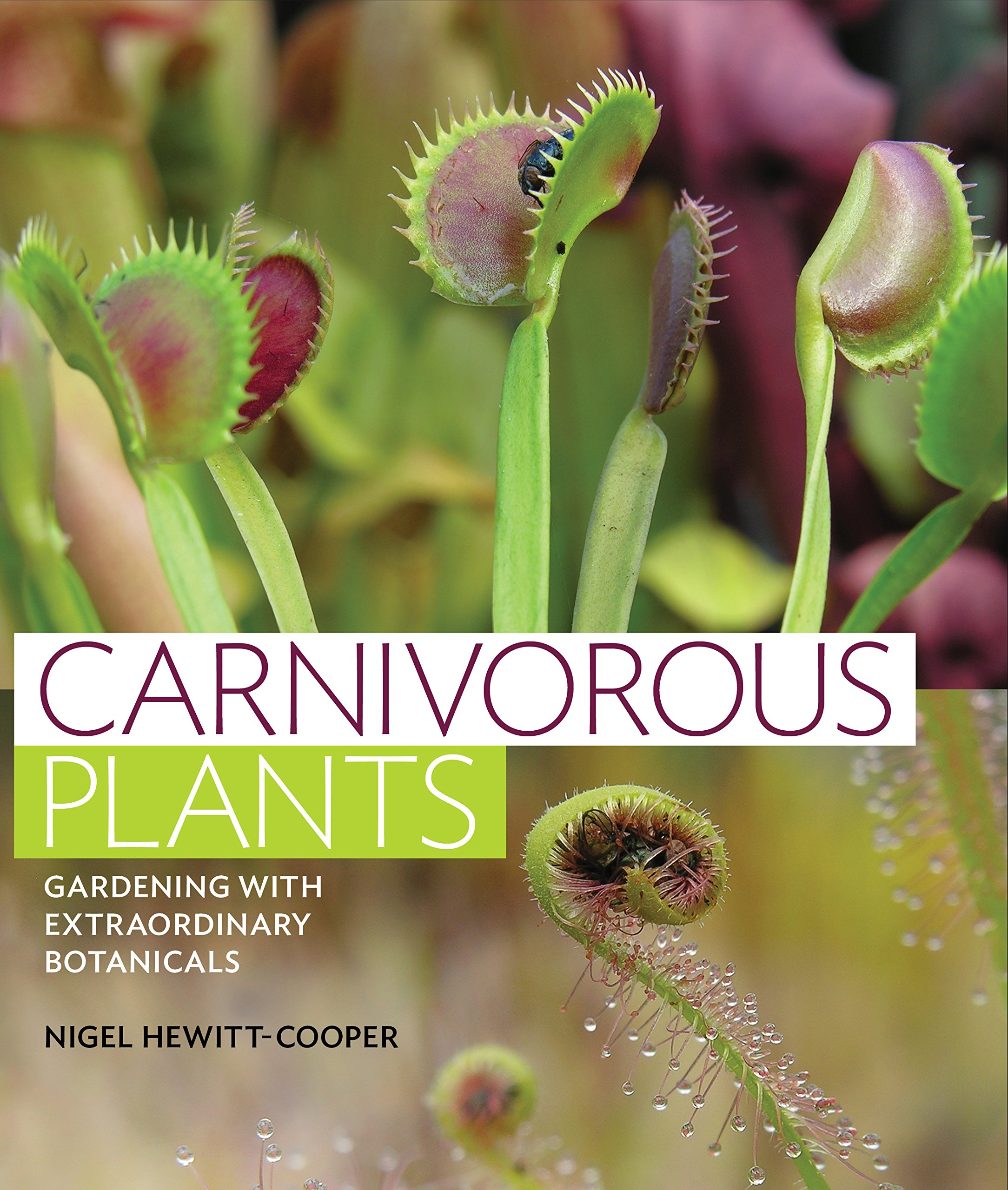 Carnivorous Plants: Gardening with Extraordinary Botanicals pdf epub