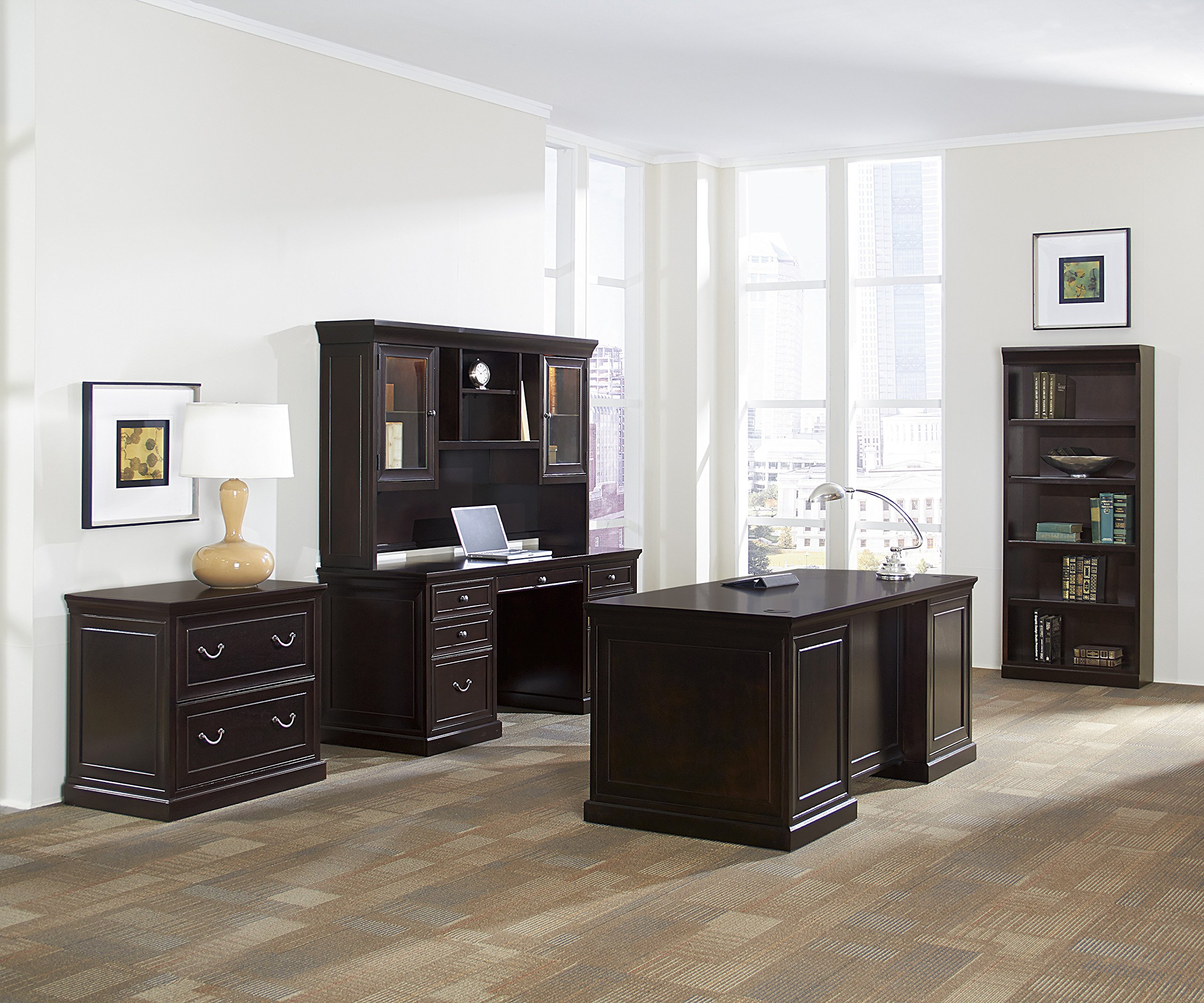 Martin Furniture Fulton Lateral File Cabinet - Fully Assembled by Martin Furniture