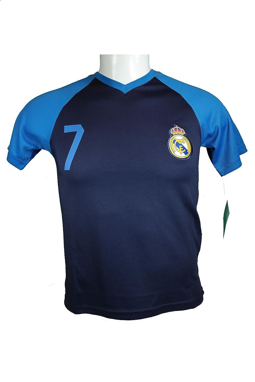 Real Madridサッカー公式ユースサッカートレーニングパフォーマンスPoly Jersey p011 B074RD1DRT Youth|サイズ : YS Youth