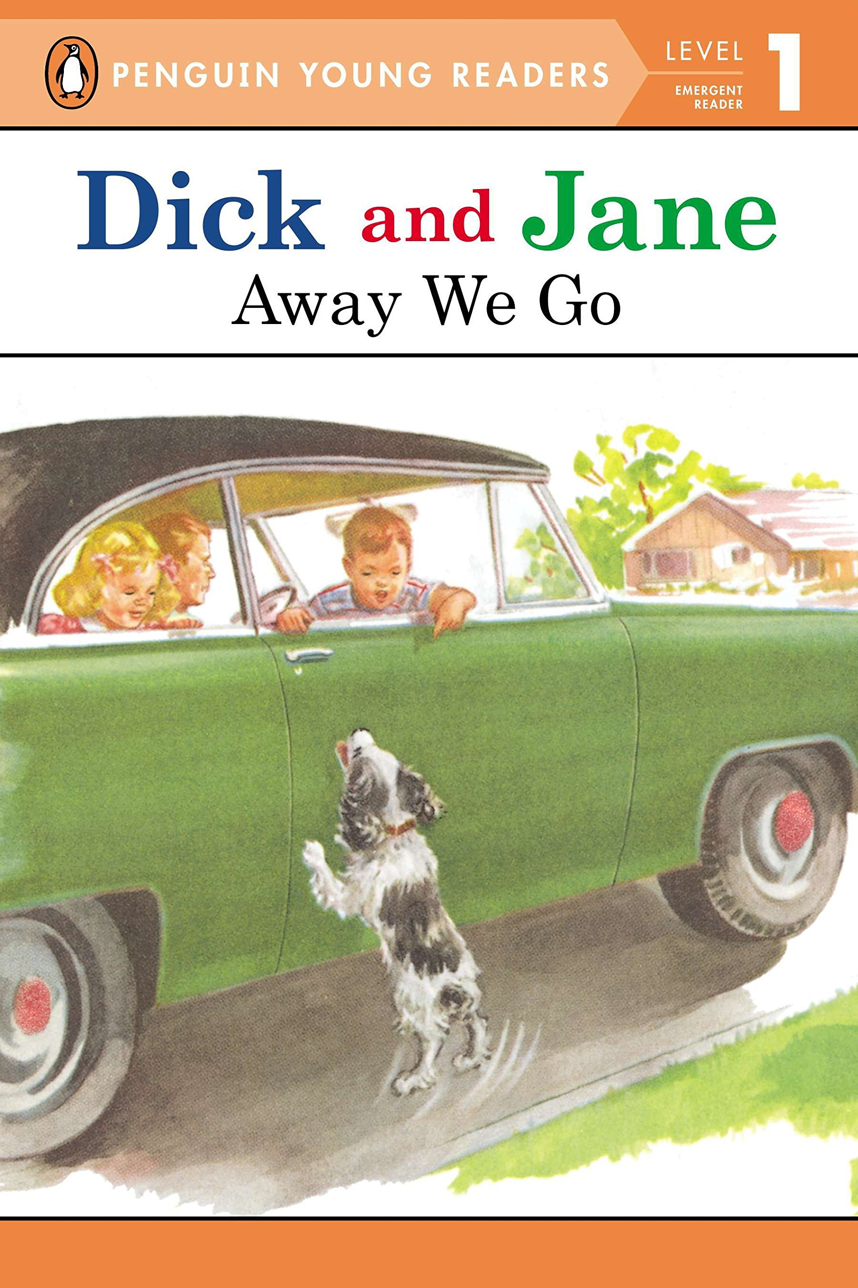 Download Dick and Jane: Away We Go PDF