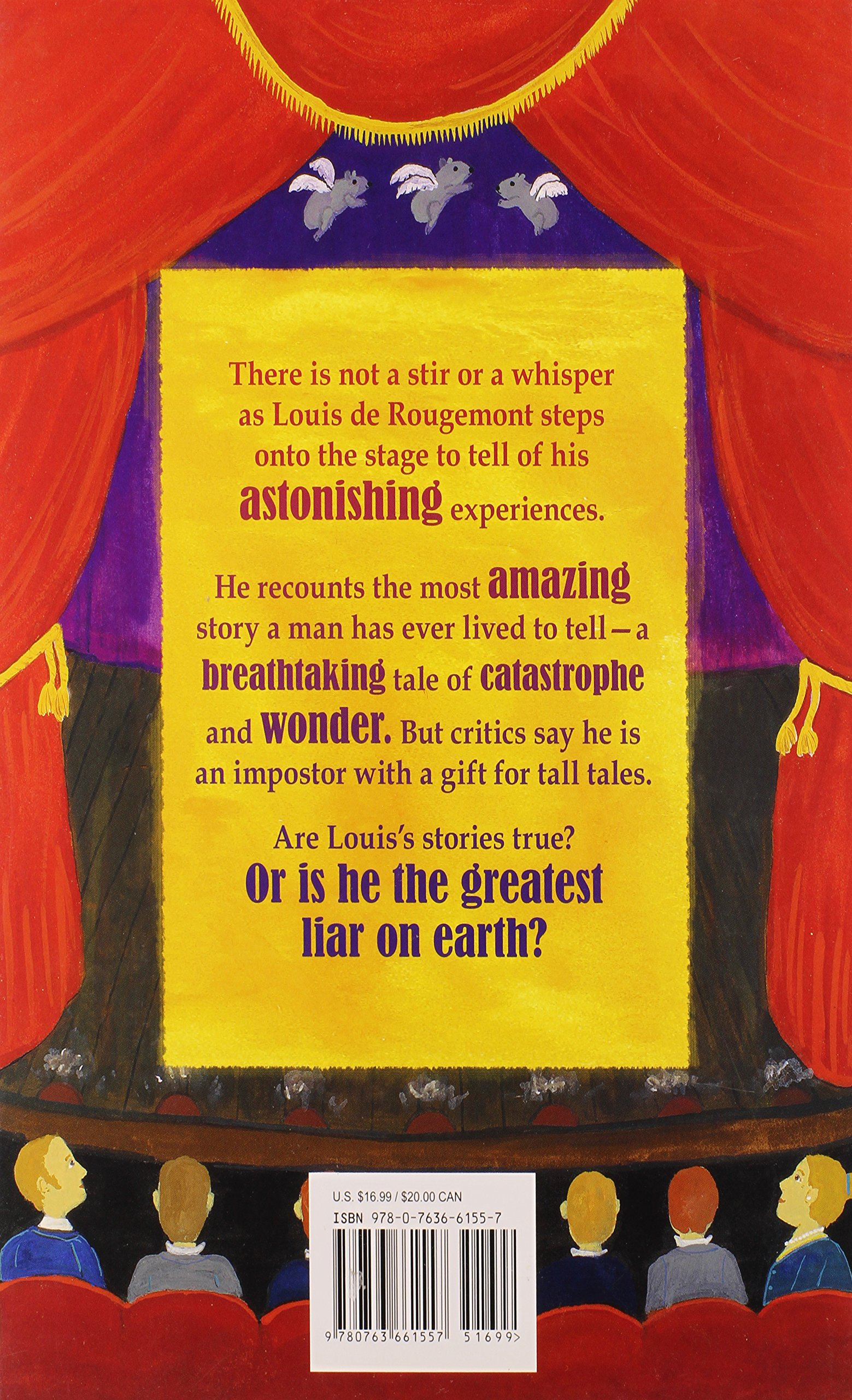 The Greatest Liar on Earth by Candlewick (Image #2)