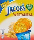 Jacobs Weetameal Wheat Cracker (8 packs), 144g