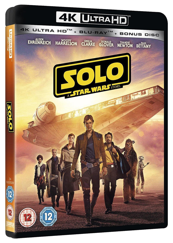 Solo: A Star Wars Story [Blu-ray]: Amazon.es: Alden ...