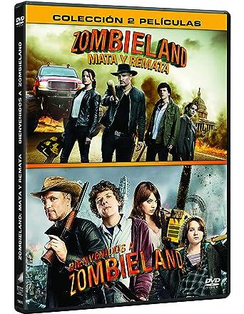 Pack: Zombieland 1 + Zombieland 2 (DVD): Amazon.es: Jesse Eisenberg, Woody Harrelson, Emma Stone, Abigail Breslin, Ruben Fleischer, Jesse Eisenberg, Woody Harrelson, 2.0 Entertainment, Columbia Pictures, Pariah, Relativity Media: Cine y Series TV