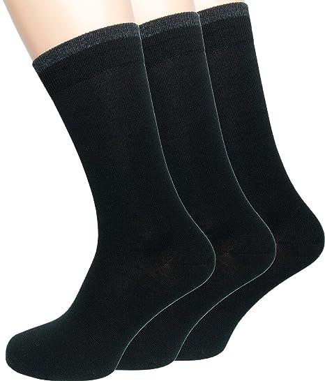 Loonysocks, 3 pares de nuestros mejores calcetines de ejecutivo lana de merino de Ascona súper