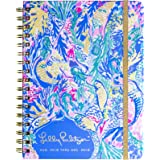 45af5c5d0 Lilly Pulitzer Large 17 Month Monthly Hardcover Planner, Weekly Layout,  2018-2019 (