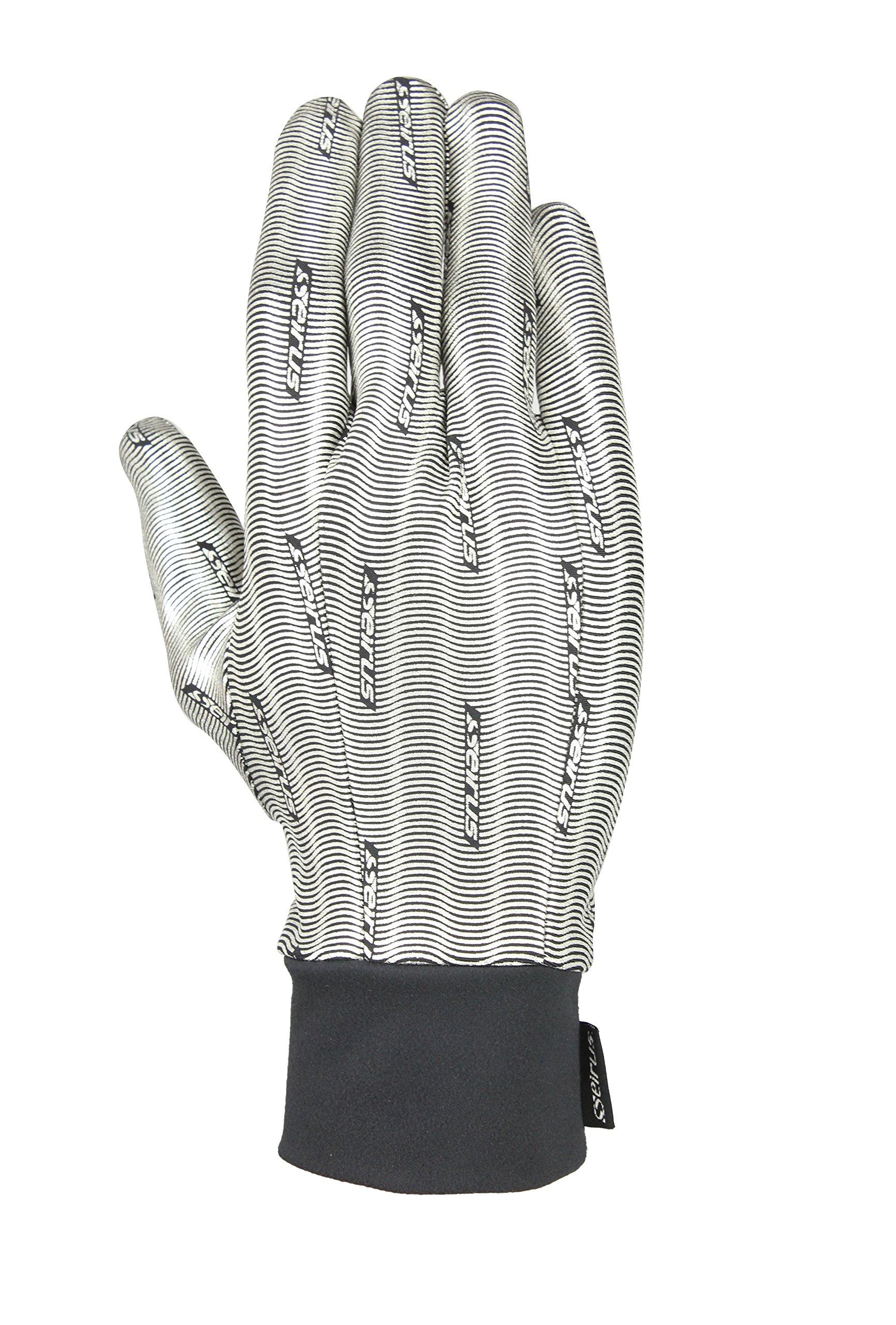 Seirus Innovation 2116 Heatwave Glove Liner with Heatwave Technology, Silver LG/XL by Seirus Innovation