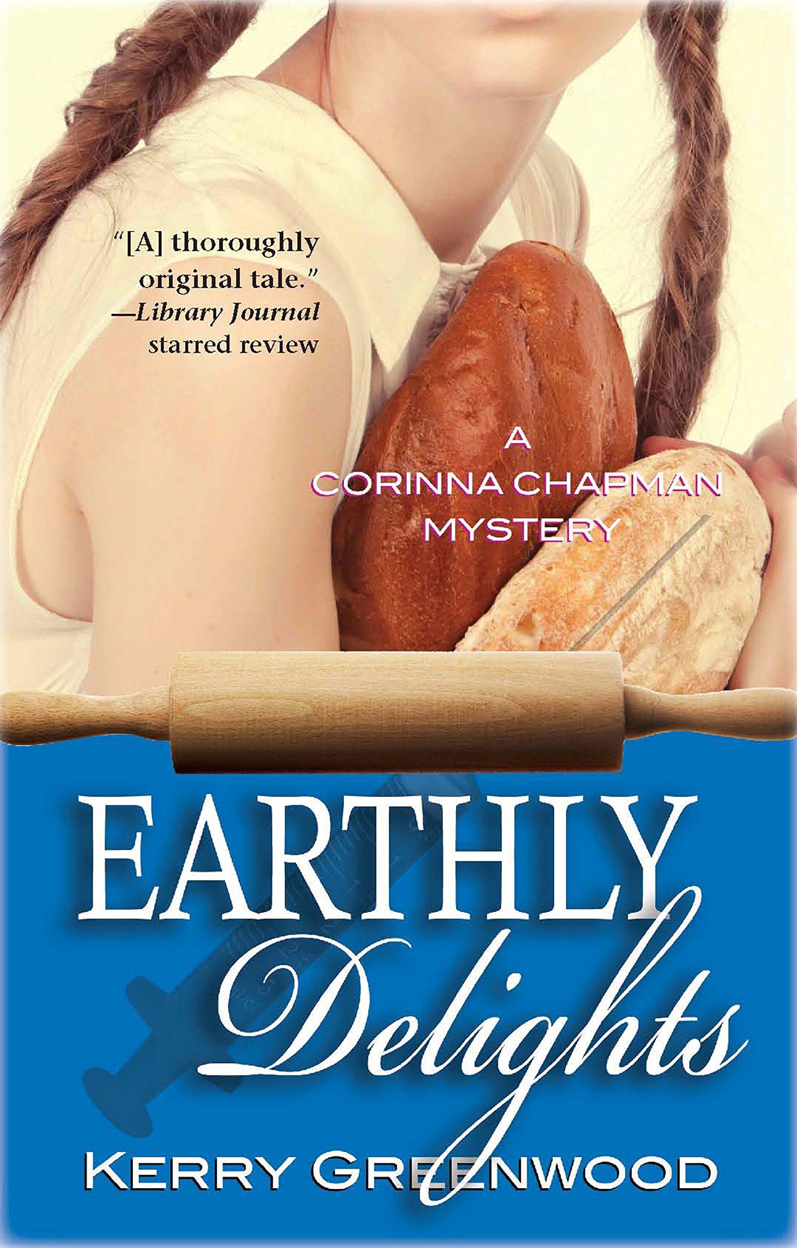 Download Earthly Delights (Corinna Chapman Mysteries) PDF