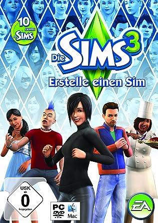 Die Sims 3 Erstelle Einen Sim Amazonde Games