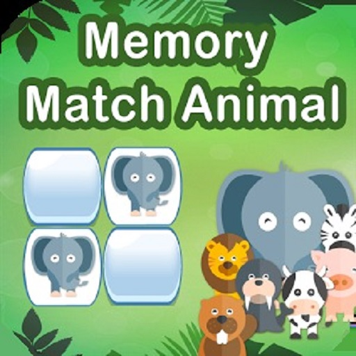 Animal Memory Match (Animal Memory Match)