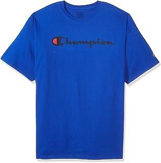 c1aa2230b Champion Men's Classic Jersey Graphic T-Shirt, Surf The Web/Champion Script,