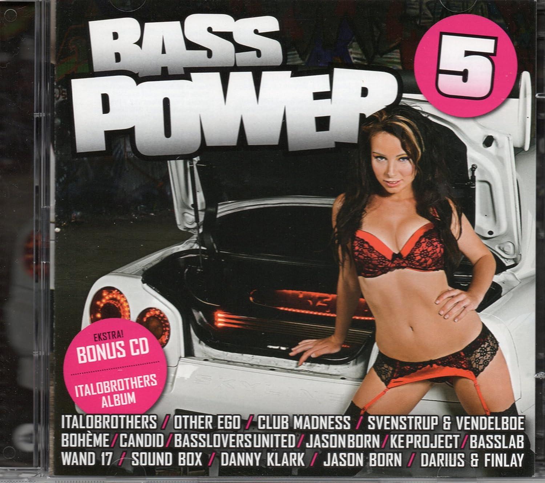 Bass Power 5 by Bass Power 5: Amazon co uk: Music