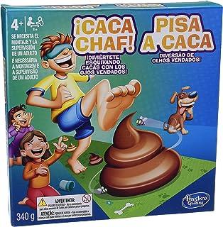 Mattel Games Bano Boom Atrapa La Caca Juego De Mesa Infantil