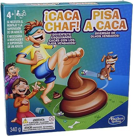 Caca Chaf Hasbro Gaming Hasbro E2489175 Amazon Es Juguetes Y
