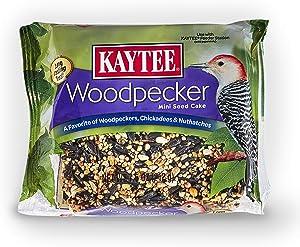 Kaytee Woodpecker Mini Cake, 7.5-Ounce