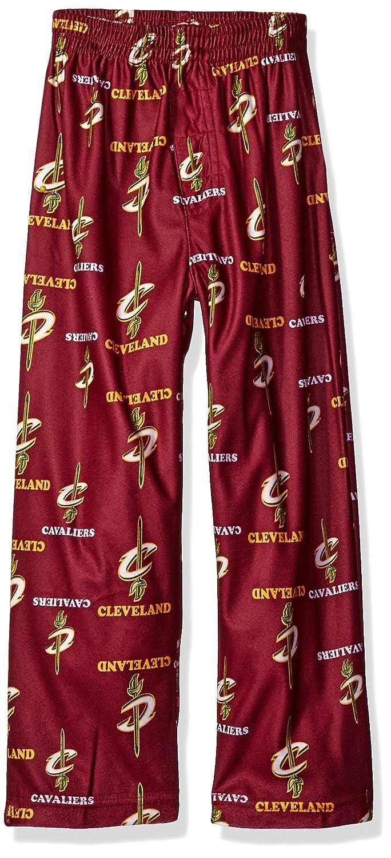 Cleveland Cavaliers Kids (4 - 7) impreso franela Sleep - Pantalones para hombre - 26LF4, Burgundy: Amazon.es: Deportes y aire libre