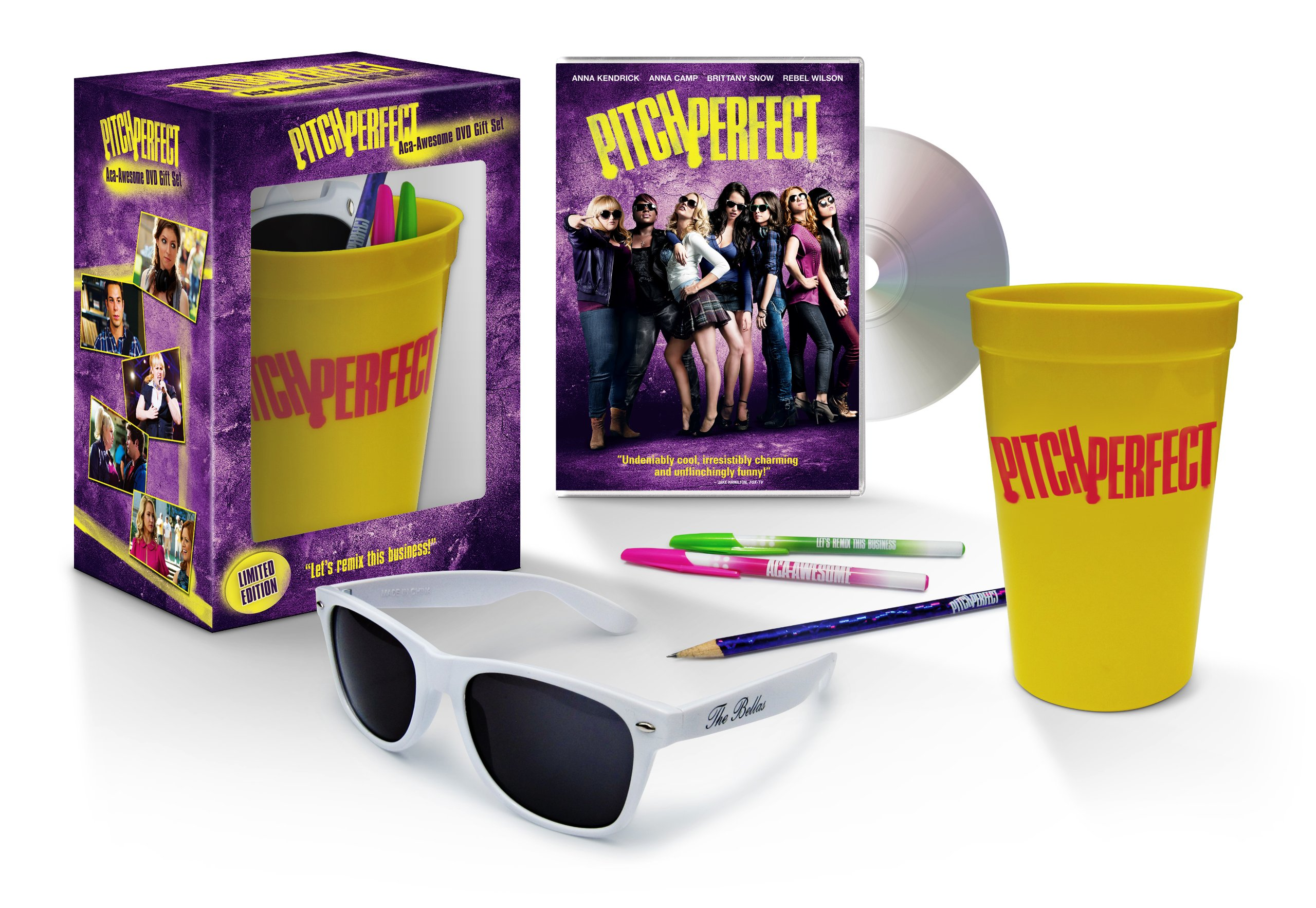 Pitch Perfect Aca-Awesome Gift Set