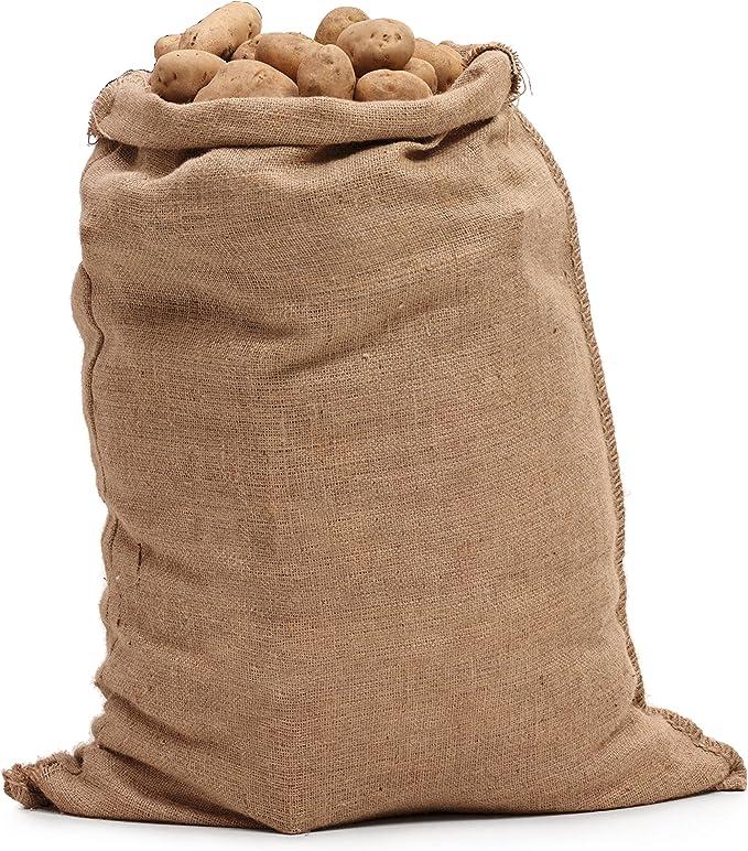 De arpillera sacos de patatas 18